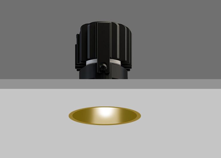 MINITRIM 62 Gold